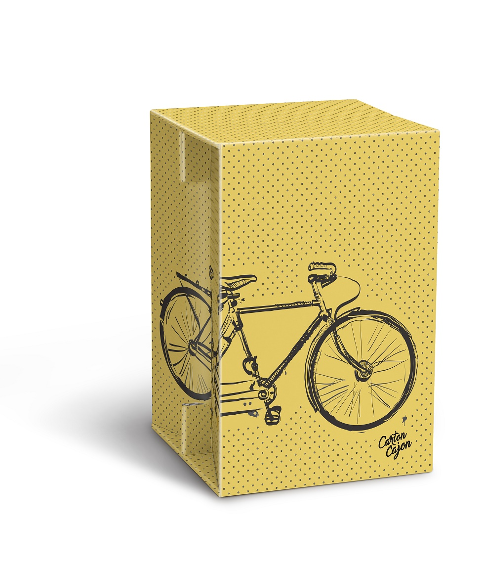 Carton Cajon - Double bike